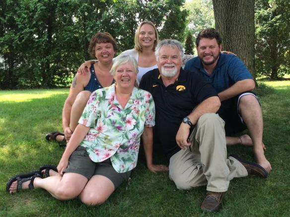 Ayres Family Portrat 2014